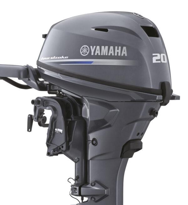 Yamaha påhængsmotor F20