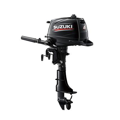 Suzuki DF4 4 takt 1
