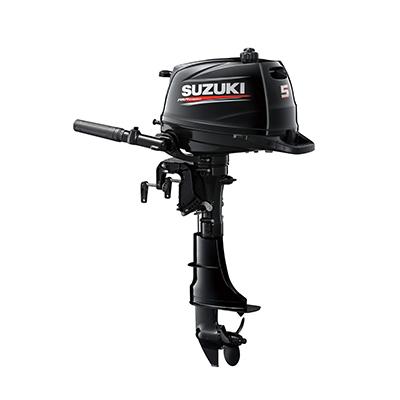 Suzuki DF5 4 takt 1