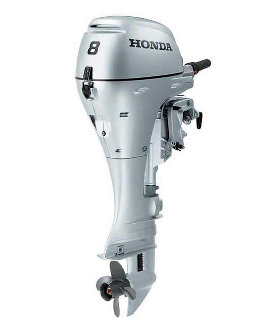 HONDA BF8 4 - takt 1