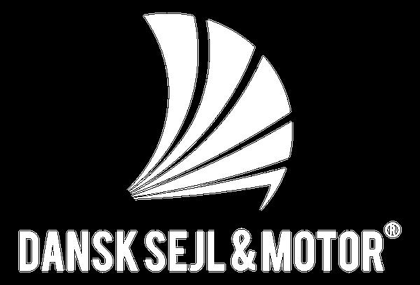 Dansk Sejl & Motor footer logo