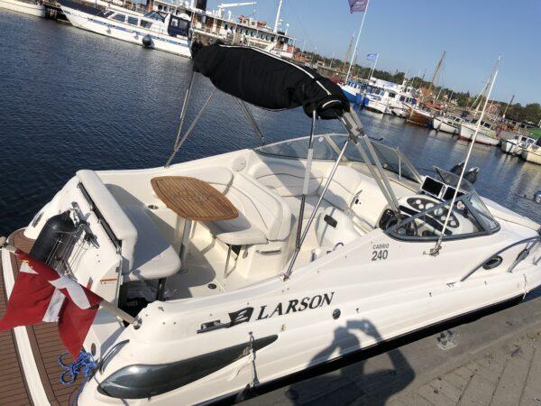 Larson 240 Cabrio 2