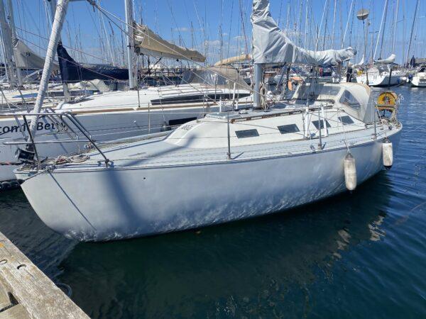 Grinde Sejlbåd 1