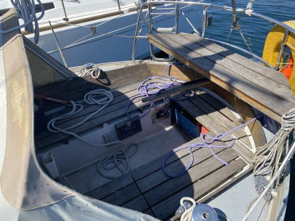 Grinde Sejlbåd 15