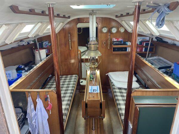 Grinde Sejlbåd 3
