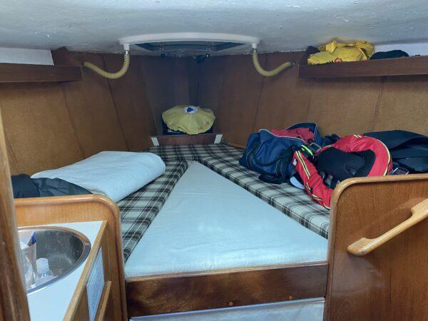 Grinde Sejlbåd 17
