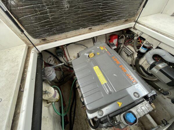 Bayliner 2858 /Diesel/Bovpropel 9