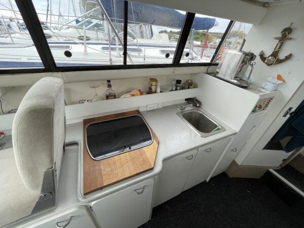 Bayliner 2858 /Diesel/Bovpropel 13