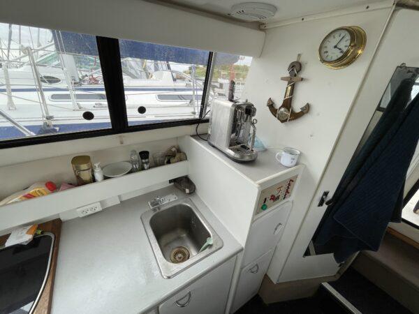 Bayliner 2858 /Diesel/Bovpropel 14