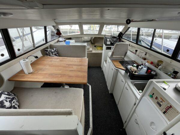 Bayliner 2858 /Diesel/Bovpropel 15