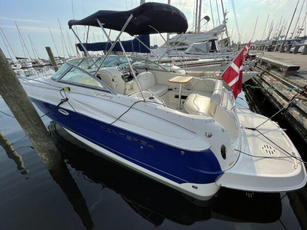 Monterey 250 Cruiser 4