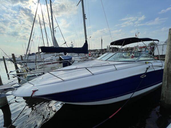 Monterey 250 Cruiser 17