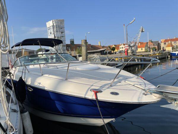 Monterey 250 Cruiser 12