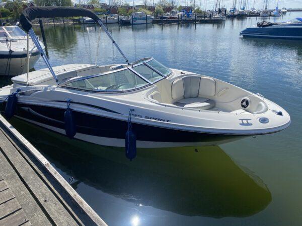 Sea Ray 195 Sport 1