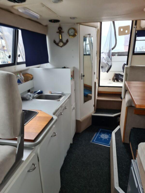 Bayliner 2858 /Diesel/Bovpropel 20